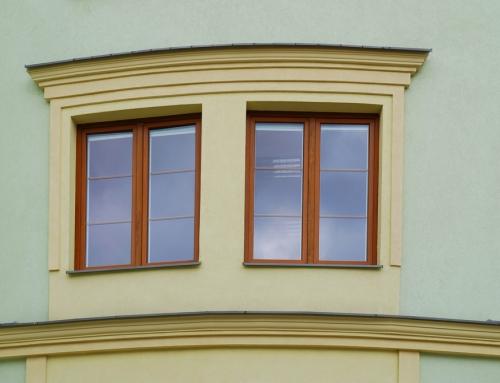 Calidad de las ventanas de madera