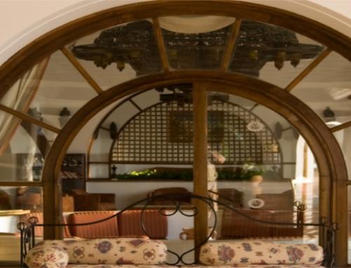 Ventanas de madera estilo clásico