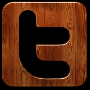 wooden-twitter-logo-psd-450995